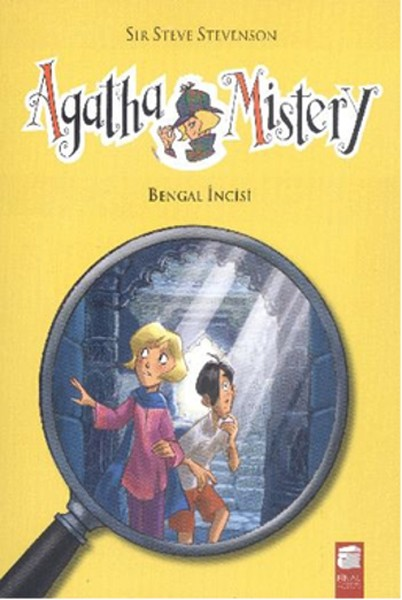 Agatha Mistery - 2 Bengal İncisi Logo