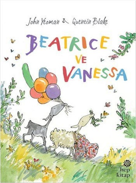 Beatrice ve Vanessa Logo