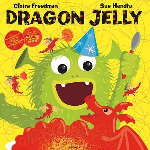 Dragon Jelly Logo