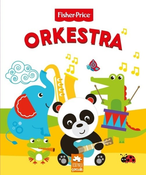 Fisher Price-Orkestra Logo