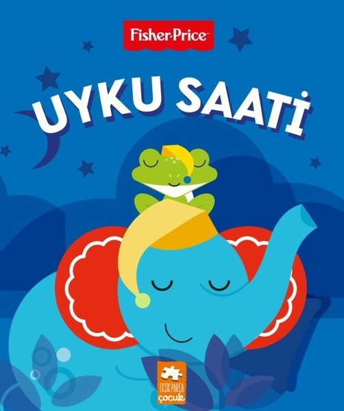 Fisher Price-Uyku Saati Logo