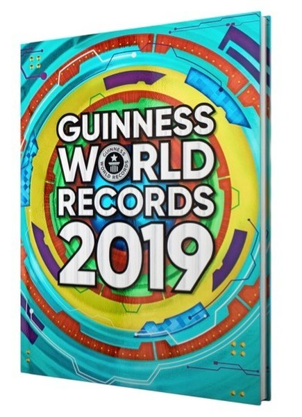 Guinness World Records 2019 Logo