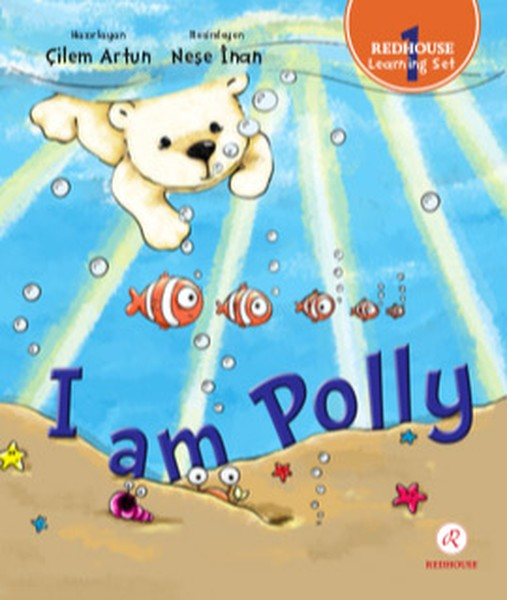 I am Polly-Redhouse Learning Set 1 Logo